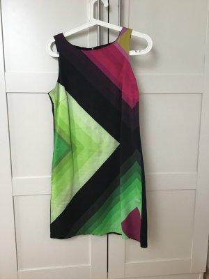 Desigual Stretch Dress black mixture fibre