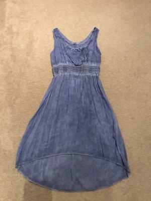 Stretch Dress azure