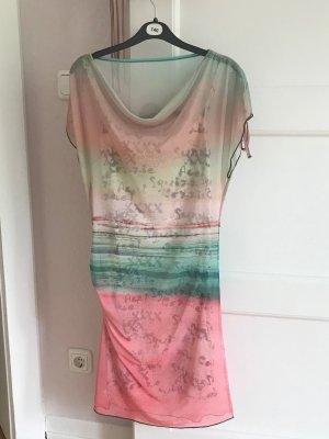 Anna Scott Shortsleeve Dress multicolored
