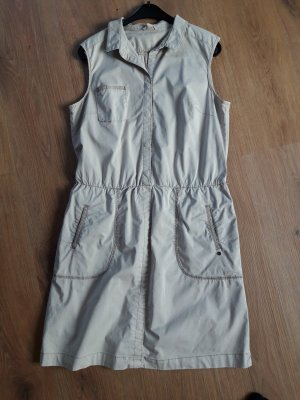 Edc Esprit Polo Dress beige