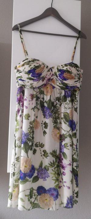 Sommerkleid / ESPRIT / florales Muster / Korsage