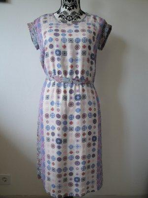 Sommerkleid * Esprit * NEU * weiß-bunt * Hüftband * 36-38