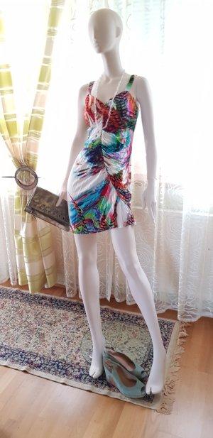 Sommerkleid Farbenfroh