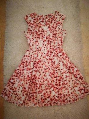 Sommerkleid geblümt