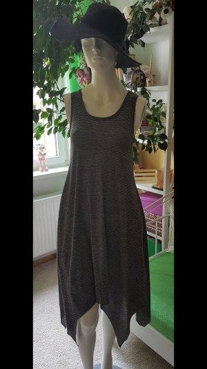 Sommerkleid  gestreift Jersey