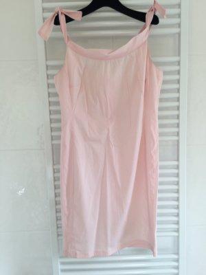Annex Robe à bretelles rosé