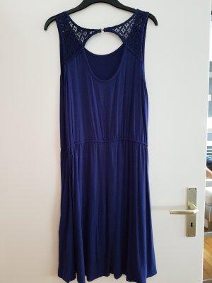 Sommerkleid gr 40 blau