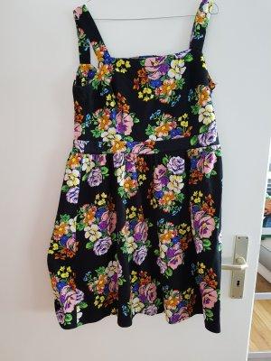 Sommerkleid gr. 40 Blumen