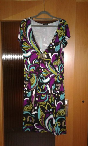 Vivance Hippie Dress multicolored