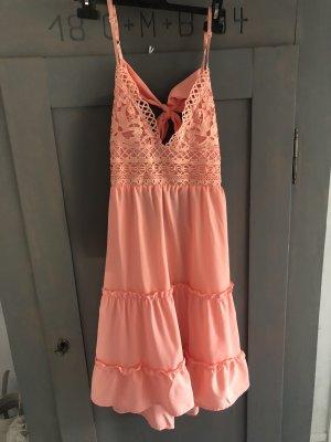 Beach Dress apricot