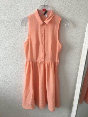 Sommerkleid Größe 34 in apricot