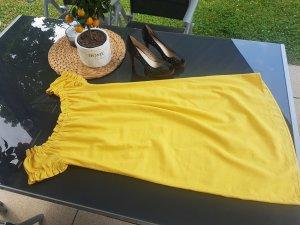 Sommerkleid Größe S gelb