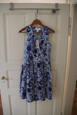 Sommerkleid H & M aus Leinen und Baumwolle - neu mit Etikett