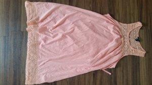 Sommerkleid H&M Lachsfarben Gr.M/L