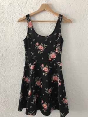 Sommerkleid H&M mit Blumenmuster, 34