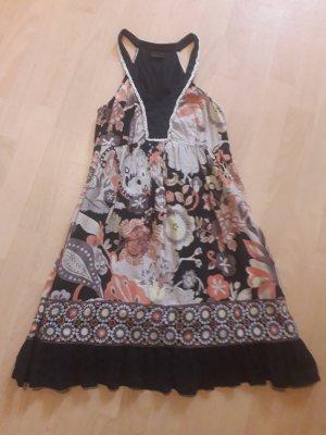 Vero Moda Robe Hippie multicolore coton
