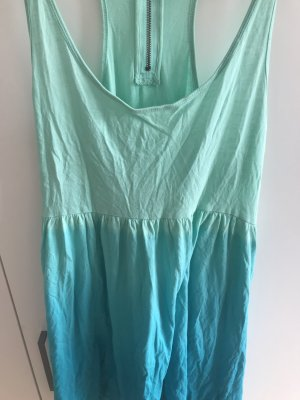Sommerkleid im Ombré-Look