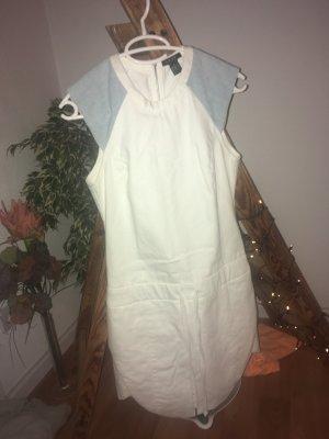 Ksubi Denim Dress white-azure