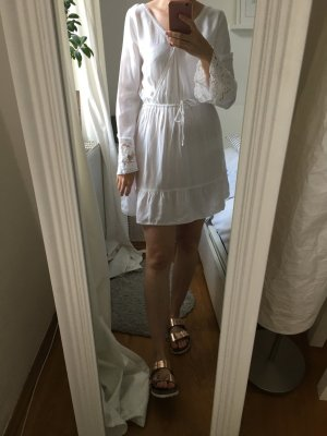 Sommerkleid in Beige