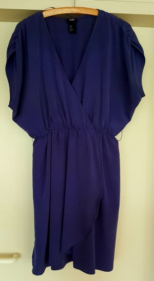 Sommerkleid in blau Gr. 40