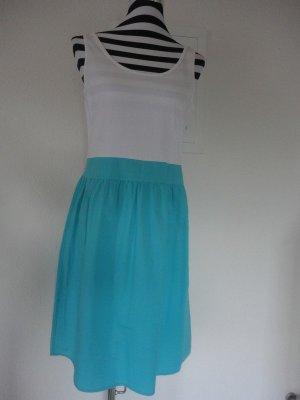 Yessica Vestido estilo camisa multicolor