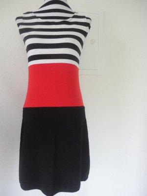 Yessica Vestido estilo camisa multicolor Viscosa
