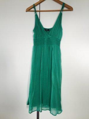 Sommerkleid in grün von Hallhuber in Gr. 38
