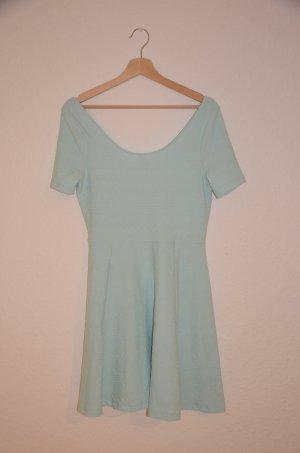 Sommerkleid in Mint, H&M