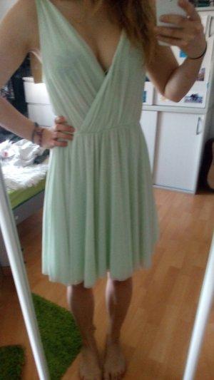 Sommerkleid in Mintgrün