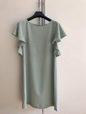 Sommerkleid in mintgrün (fürs Büro / Hochzeit / Taufe, etc.)