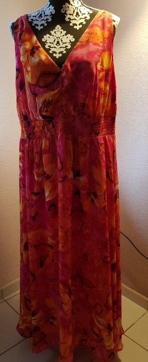 Sommerkleid in Rot/Pink