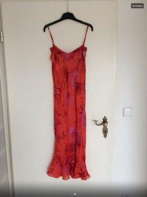 Sommerkleid in Rottönen von Tally Weijl Gr. 36