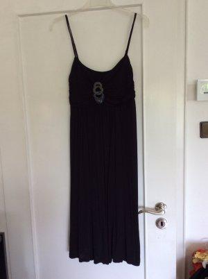 Sommerkleid in schwarz von H&M