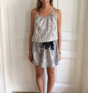 Sommerkleid in Seidenoptik