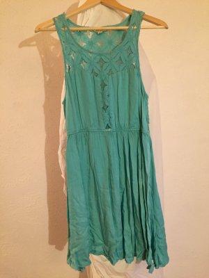 Dress multicolored cotton