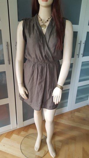 Sommerkleid in Wickeloptik