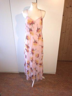 Sommerkleid J.crew rosa Blumen tall