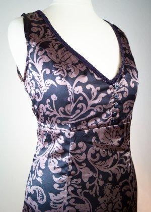 Sommerkleid, klassisch im Vintage-Look, Brokat - Art