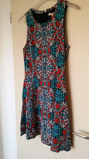 Forever 21 Hippie Dress multicolored