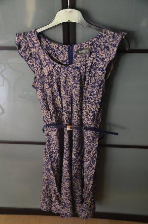 Sommerkleid, Kleid mit Gürtel