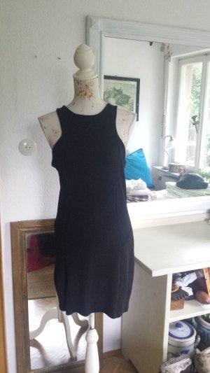 Sommerkleid Kleid Schwarz Gr. L