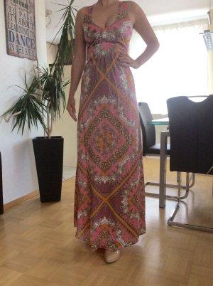 Sommerkleid langes Kleid Hallhuber 34 - neu Maxikleid