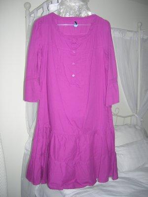Sommerkleid lila / Benetton