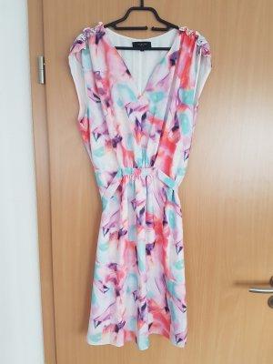 Sommerkleid mehrfarbig