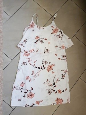 Sommerkleid Minikleid Pieces by Vero Moda Gr L 40 Kleid Printkleid Casual Blumen