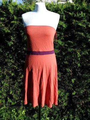 Sommerkleid Minikleid Vero Moda, Tube Bandeau Bodycon Gr. L /40 Strandkleid Neu