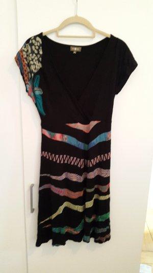 A-lijn jurk veelkleurig Etiket verwijderd