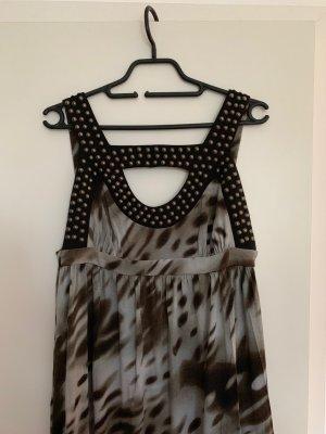 Sommerkleid mit Animalprint