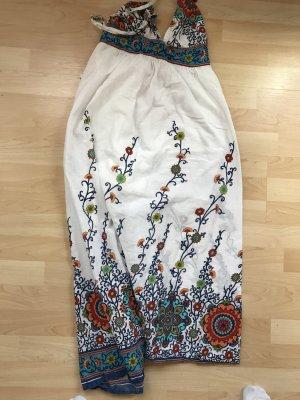 Sommerkleid mit Blütendruck