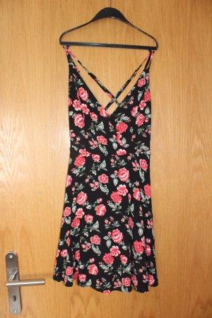 Sommerkleid mit Blumendruck